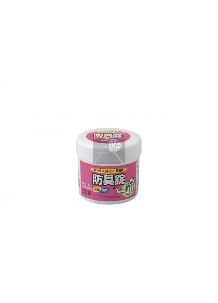 Portable toilet/urinary deodorant