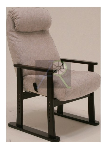 樂座Tilted high back chair