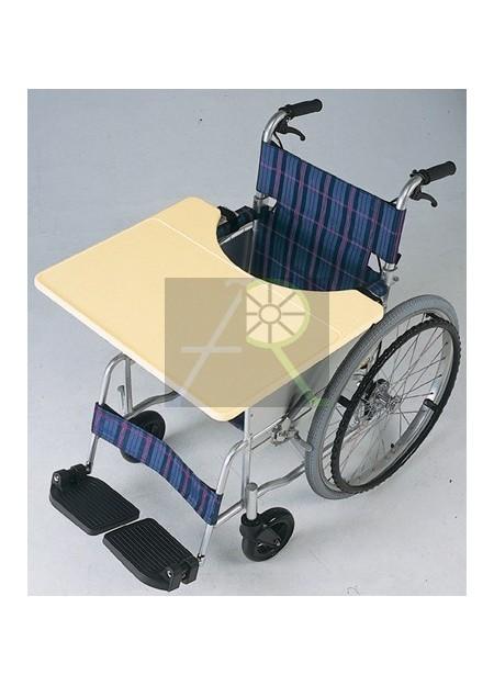 Wheelchair workbench