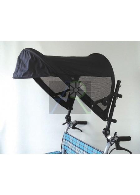 T-type wheelchair sunshade umbrella