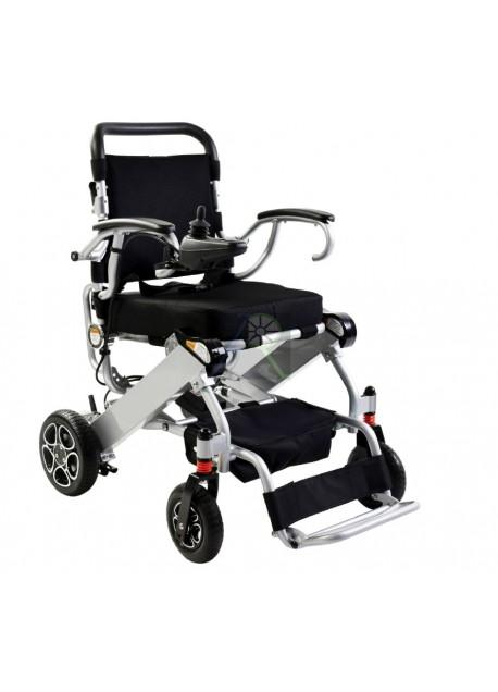Ultra Lightweight Folding Electric Wheelchair