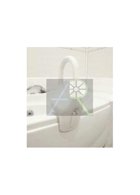 Blown Bathtub Handrail