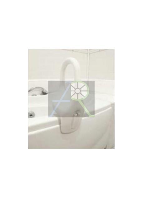 Blown Bathtub Handrail