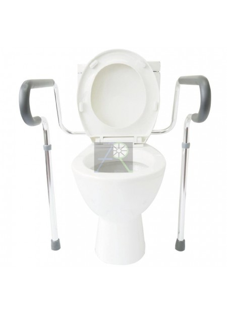 Adjustable Toilet Safety Rail