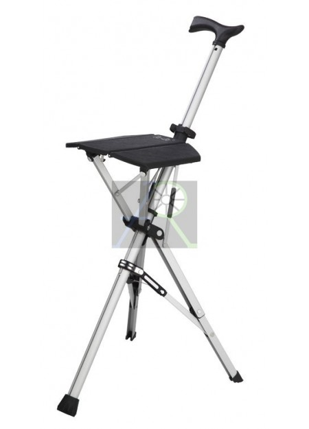Crutches seat - Two way Cane