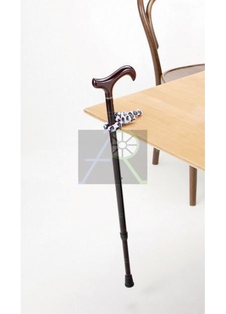 Crutch clip