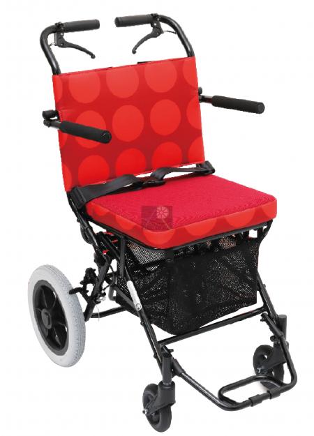 Portable Fashion Wheelchair