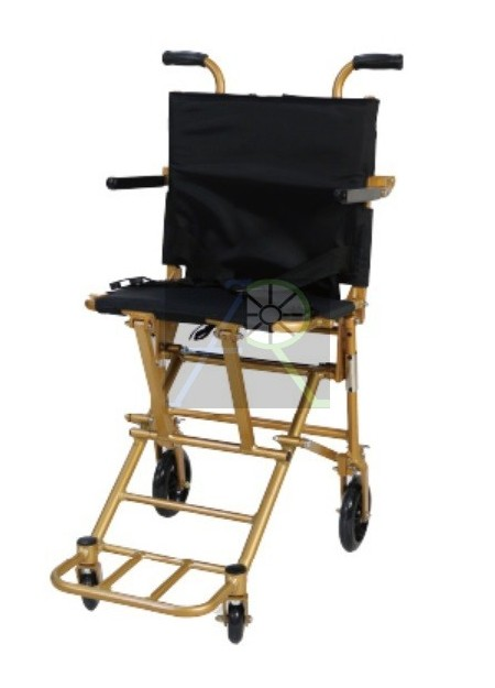 Air Titanium Aluminum Lightweight Wheelchair