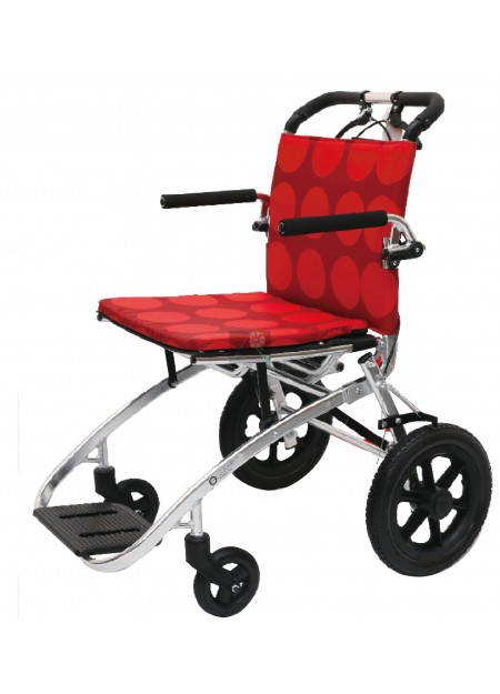 Lightweight and Portable Fashion Wheelchair