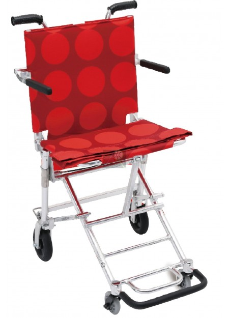 Lightweight and Stylish Wheelchair