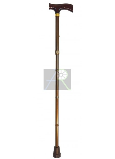 Basic folding crutch