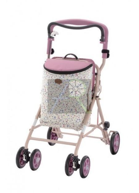 One-button swap shopping cart